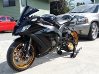 2011 Kawasaki Ninja ZX10R Highly modified. (185RWHP)