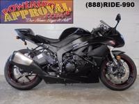 2011 Kawasaki Used Ninja ZX6R for sale only $6,900! All