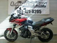 2011 Kawasaki Versys Great Commuter! Motorcycles Sport