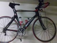 This bike is in superb condition. All carbon fiber. Has