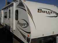 2011 Keystone Bullet - Double Bunk House - Super