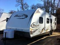 2011 Keystone Bullet  Ultra lite - Winter Package -