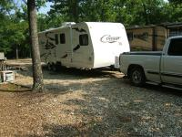 2011 Cougar XLite Travel Trailer-used 3 times.