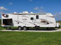 2011 Keystone Laredo 291TG Superlite Travel Trailer.