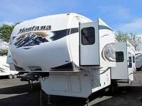 2011 Keystone Montana 2955RL Secondhand Certified Made
