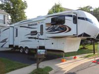 2011 Keystone Montana Fifth-Wheel, Model 3750FL, Five