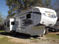 2011 Keystone Montana 3665RE Hickory Edition 5th Wheel.