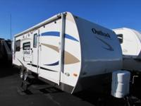 The Keystone Outback is the quintesential trailor for