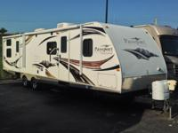 Pre-Owned 2011 Keystone RV Passport 3220 BH Travel