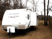 2011 Keystone Passport. GT M-2910 BH Super Light weight