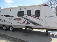 2011 Keystone Passport GT M2910BH. This Beautifully