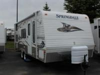 2011 Keystone Springdale 210. Previously owned