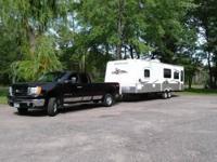 Hardly Used 2011 Keystone Springdale travel trailer.