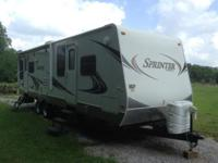 2011 Keystone Sprinter 276rls for sale. Lots of extras.