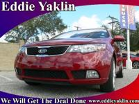 2011 Kia Forte 4dr Car SX Our Location is: Eddie Yaklin