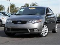 2011 Kia Forte Hatchback SX Our Location is: CAMELBACK