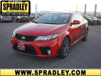 2011 Kia Forte Koup 2dr Car SX Our Location is: