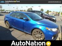 2011 Kia Forte Koup Our Location is: AutoNation Ford