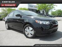 2011 Kia Forte Sedan LX Our Location is: Chrysler On