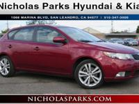 2011 Kia Forte SX Recent Arrival! Priced below KBB Fair