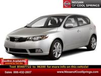 This 2011 Kia Forte SX is a 1-Owner Vehicle with a
