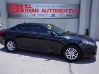 2011 Kia Optima 4dr Car LX Our Location is: Bill Bryan