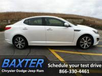 2011 Kia Optima 4dr Car SX Our Location is: Baxter