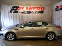 This 2011 Kia Optima EX in Satin Metal features: FWD
