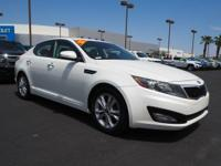 Come see this 2011 Kia Optima EX. Its Automatic