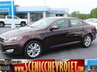 Check out this 2011 Kia Optima EX. Its Automatic