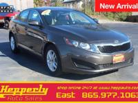 Clean CARFAX. CARFAX One-Owner. This 2011 Kia Optima LX