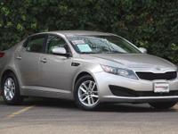 Options:  2011 Kia Optima Lx|Gray/Unknown|V4 2.4L