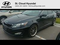 Looking for a clean, well-cared for 2011 Kia Optima?