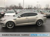Kia Optima    **Moonroof / Sunroof**, **Accident Free