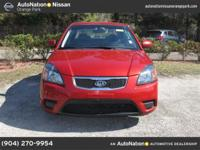 2011 Kia Rio Our Location is: AutoNation Nissan Orange