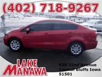 Vehicle Comments This 2011 Kia Rio is a one owner,