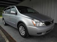 ABS brakes, Electronic Stability Control, Low tire