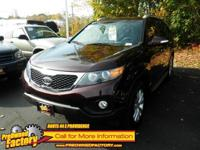 Take a look at this 2011 Kia Sorento with 97,695 It