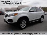 2011 Kia Sorento Crossover Our Location is: Toyota of