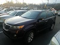 Clean CARFAX. CARFAX One-Owner. 2011 Kia Sorento 2.4L