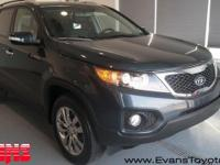 Fully Detailed and Safety Inspected by Evans Toyota. In