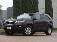 We are excited to offer this 2011 Kia Sorento. Drive