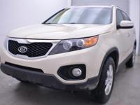CARFAX 1-Owner. White Sand Beige exterior and Beige