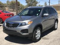 This car features: Sorento LX, 4D Sport Utility, 3.5L