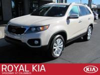 New Arrival! Come check out this beautiful Kia from