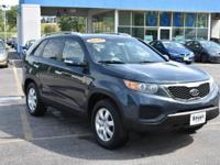 Smart Honda is excited to offer this 2011 Kia Sorento.