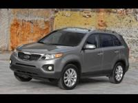 Hyundai of Longview presents this 2011 KIA SORENTO 2WD