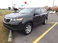 2011 Kia Sorento SUV LX Our Location is: Orr Preowned