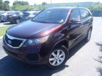 2011 Kia Sorento SUV LX Our Location is: Dyer Chevrolet