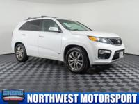 Clean Carfax SUV with Navigation!  Options:  Tinted